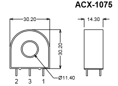 ACX-1075-Dimensions