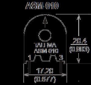 ASM-10-Dimensions