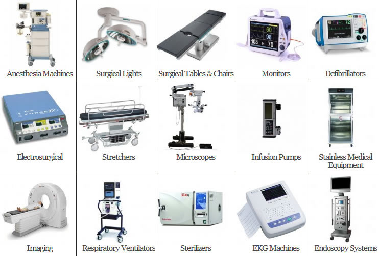 Examples of Medical Devices