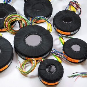High-end-audio-transformers