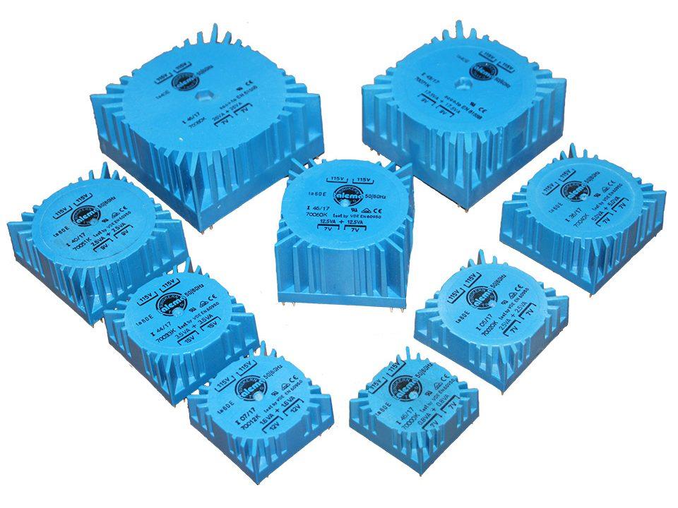 Talema PCB Mounting Toroidal Transformers