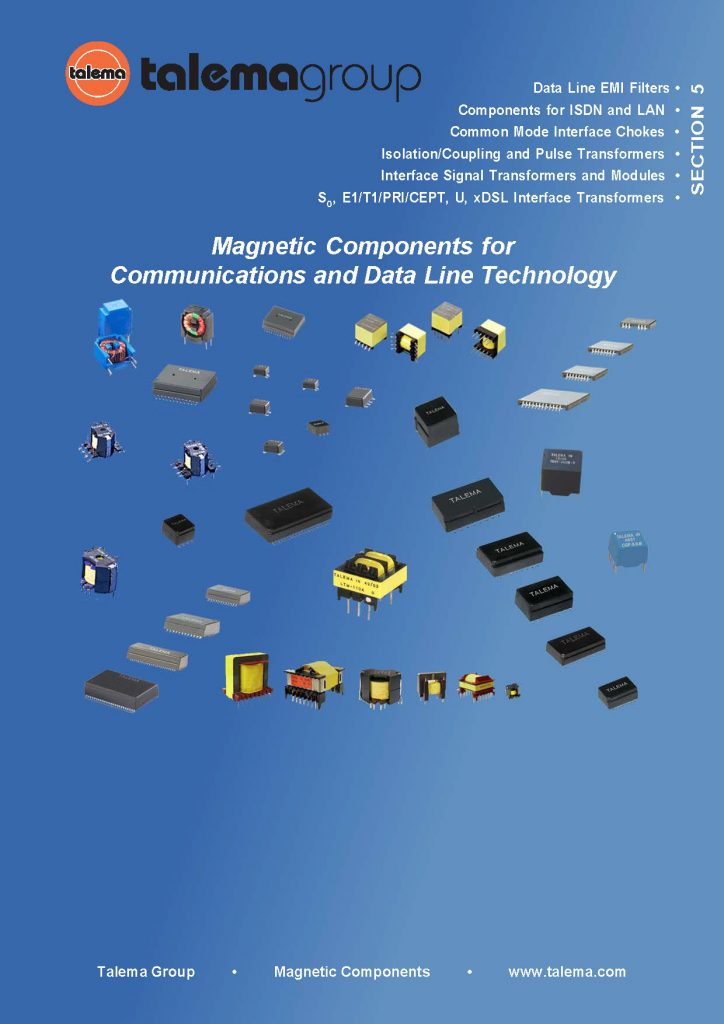Communications Catalog