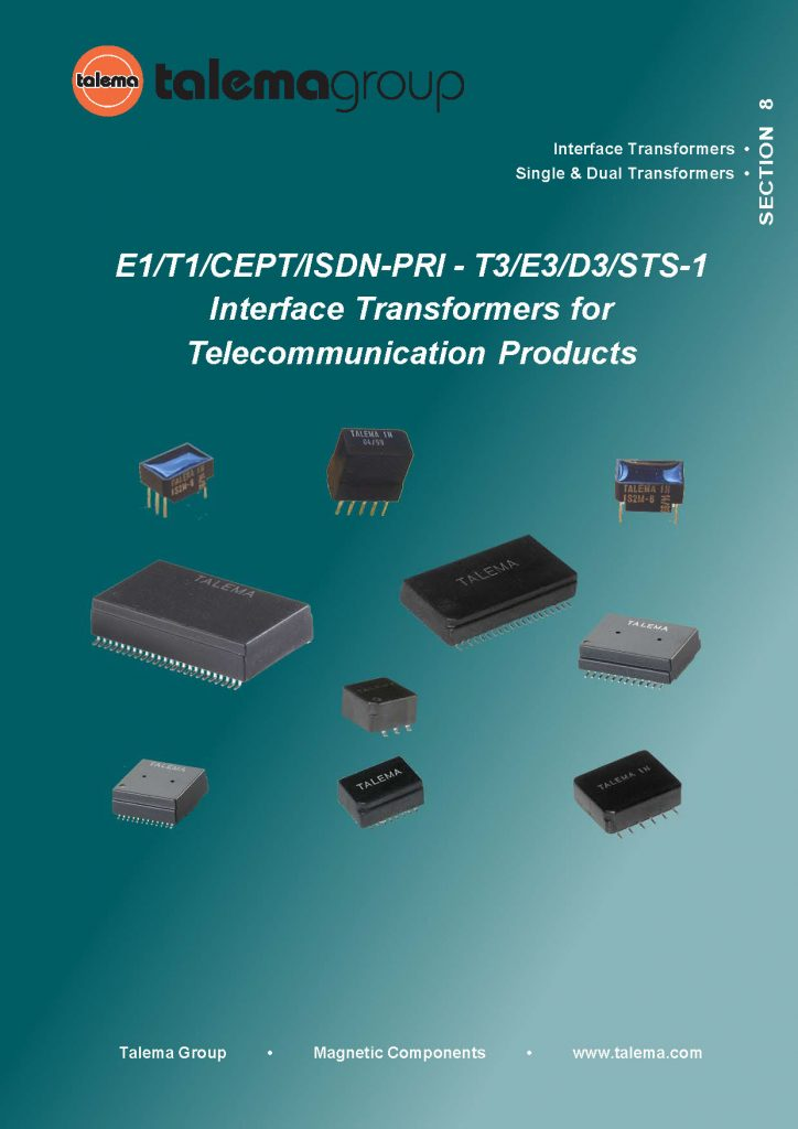 Telecommunication products Catalog