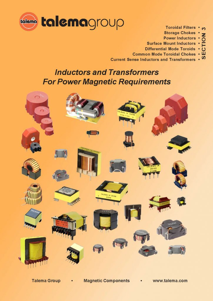 Power Inductor Catalog
