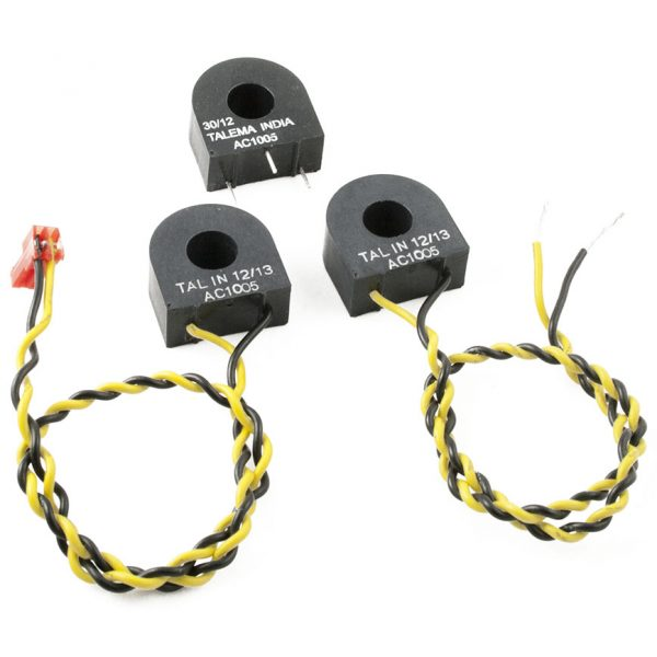 Custom Designed Current Transformers with pins or flexible leads