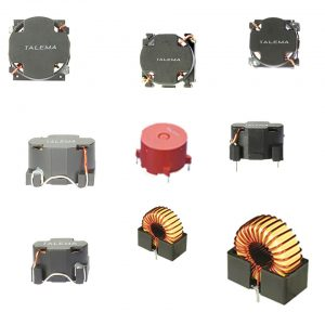 SH150 Series Inductors for National Semiconductor 150KHz Simple Switcher