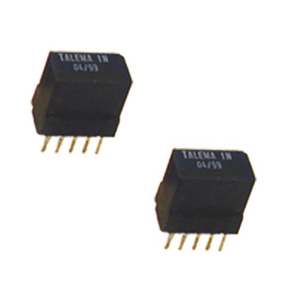ISDN So Interface Transformer Vertical Through-Hole