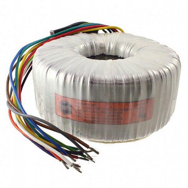 MD Series Medical Grade toroidal transformer 1000VA (1kVA)