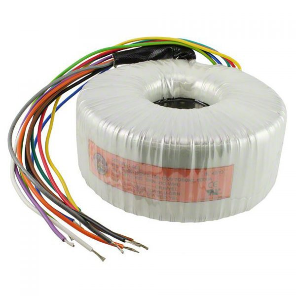 MD Series Medical Grade toroidal transformer 600VA