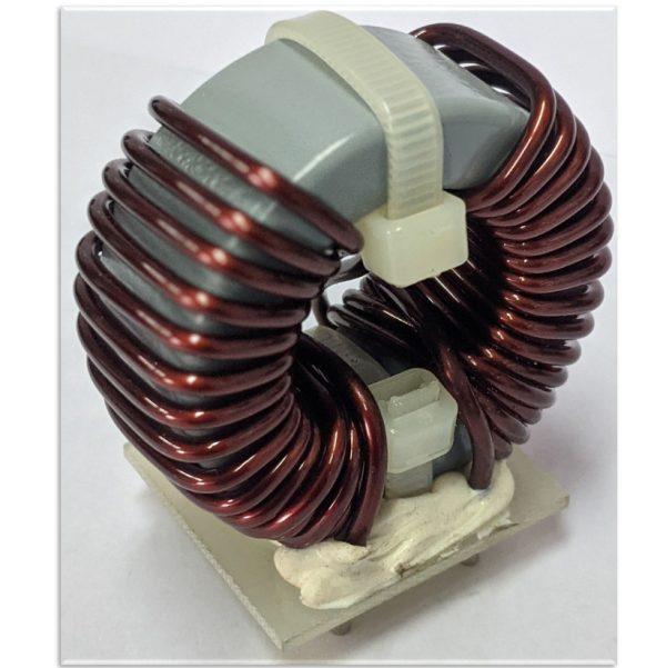 power-converter-full-bridge-filter-inductor