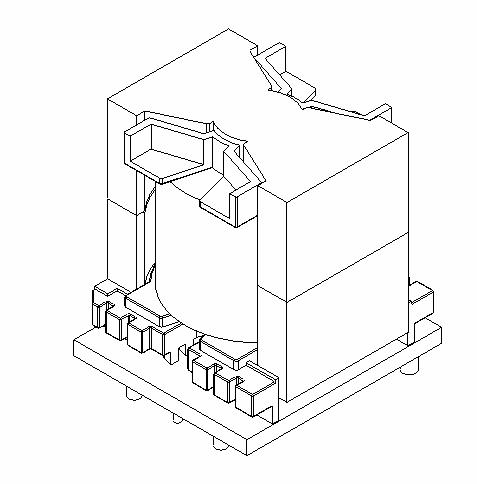power-converter-wireframe-fb-transformer