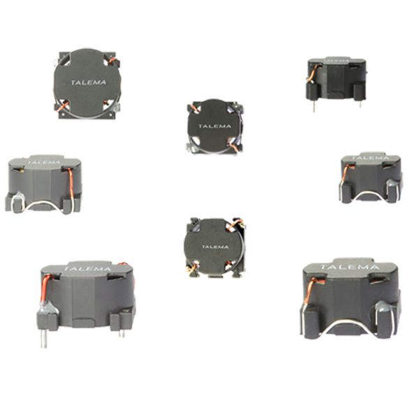 SL Series Power inductors to 1MHz SMD and THT