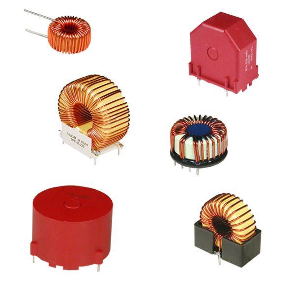 Induttori toroidali di potenza a basso costo della serie DP
