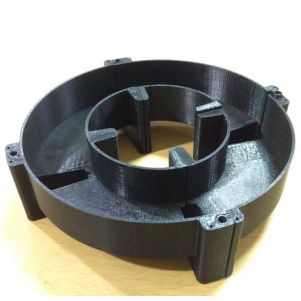 Segment Core Cap ring assembly