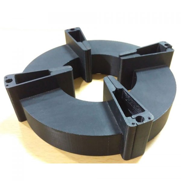 Segment Core Cap ring assembly top